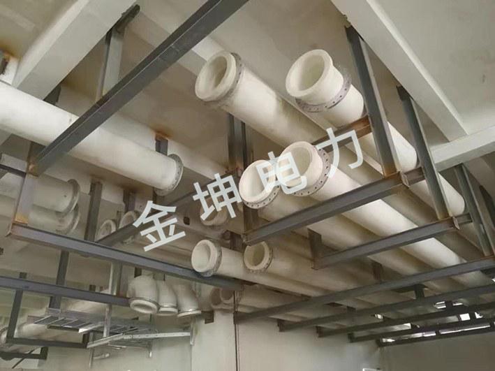 赛九江二期FRPP、PPH米乐m6app安装工程案例